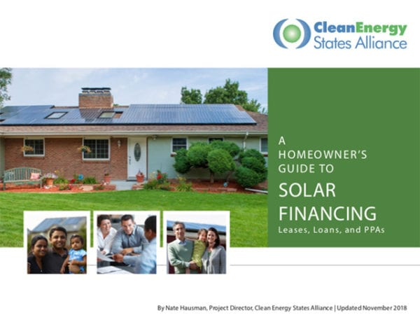 A Homeowner's Guide to Solar Financing: Leases, Loans and PPAs